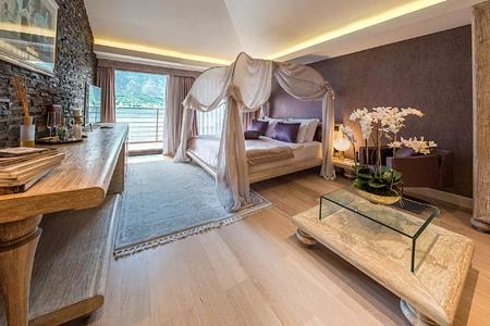 Bedroom 7 at Forza Mare Montenegro