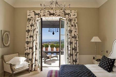 Bedroom at Finca Cortesin Spain