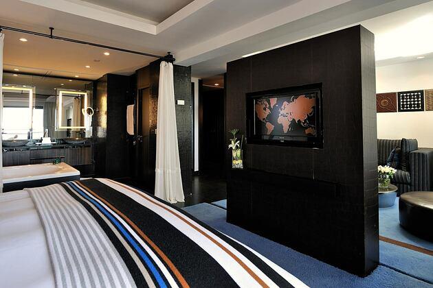 Bedroom at Sofitel Thalassa Agadir Morocco