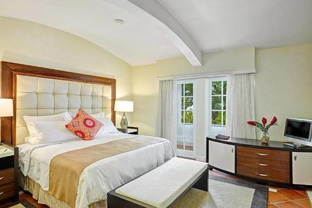 Bedroom at The House Barbados