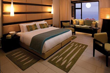 Bedroom at Zimbali Coastal Resort South Africa