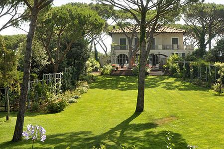 Bolgheri Beach House Tuscany Italy