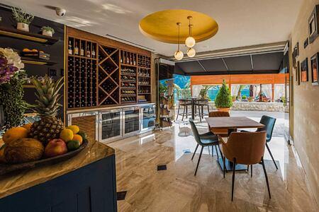 Breakfast Restaurant at Forza Mare Montenegro