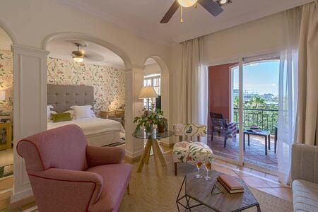 Casas Ducales Junior Suite at Gran Hotel Bahia del Duque Tenerife Spain
