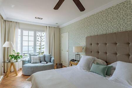 Casas Ducales Suite at Gran Hotel Bahia del Duque Tenerife Spain