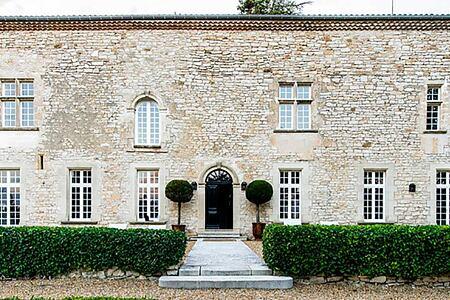 Chateau Aubenas Provence France