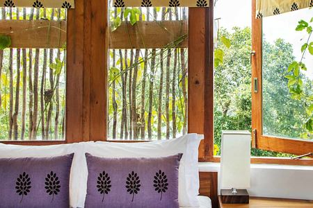 Close view of bedroom at Tri Lanka Sri Lanka