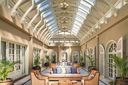 Conservatory at St Regis Mauritius