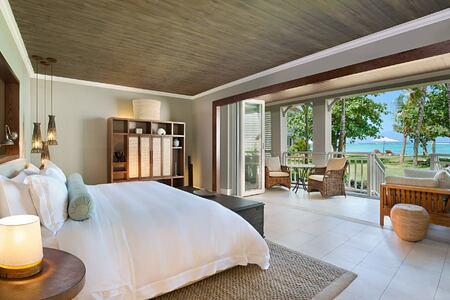 Deluxe Room at St Regis Mauritius