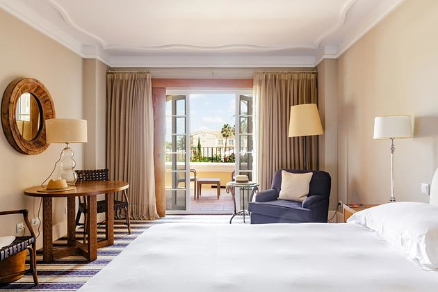 Deluxe Room at la Manga Club Spain