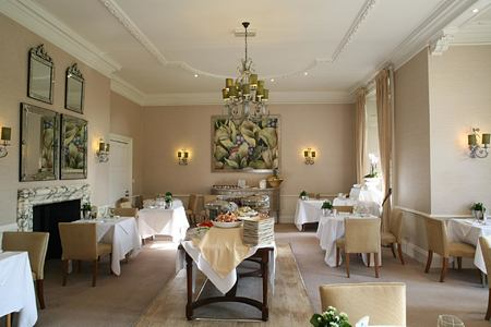 Dining room 2 at Grayshott Spa England