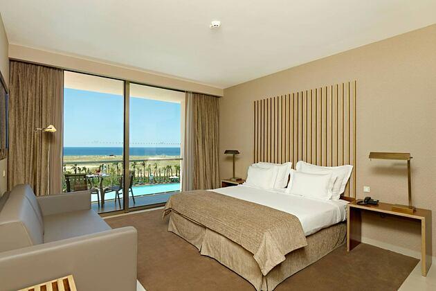 Double room at Vidamar Algarve Portugal