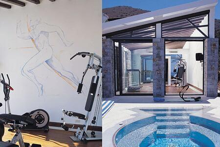 Elixir Spa at Elounda Gulf Villas and Suites Crete