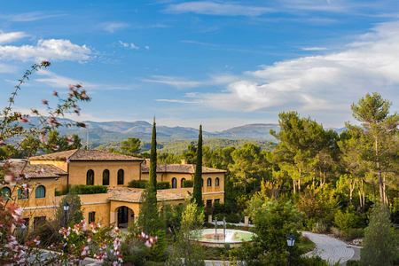 Exterior of Terre Blanche Golf and Spa Resort France