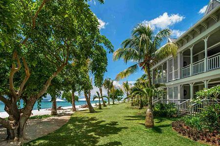 Exterior view of St Regis Mauritius