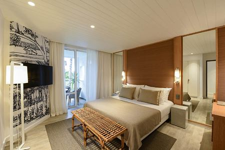 Family apartment at Le Canonnier Mauritius