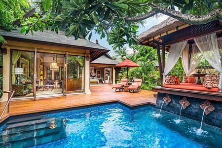 Gardenia Villa at St Regis Bali Indonesia