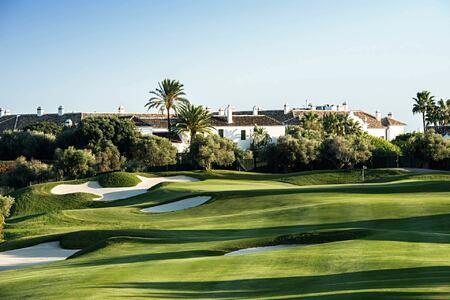 Golf at Finca Cortesin Spain
