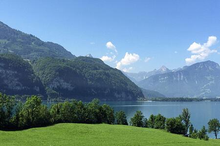 Heidiland Switzerland