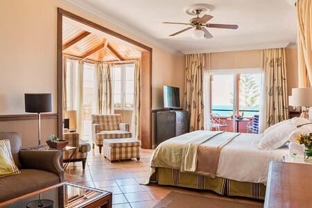 Junior Suite at Gran Hotel Bahia del Duque Tenerife Spain