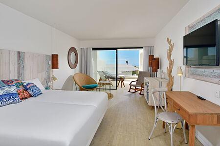 Junior suite at Sol Beach House Fuerteventura