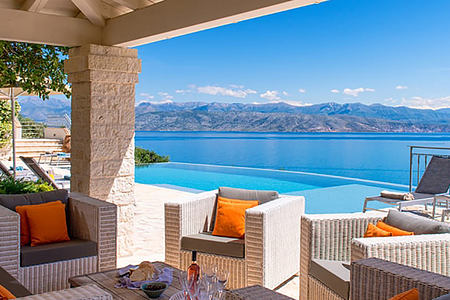Kalamaki Bay House Corfu Greece