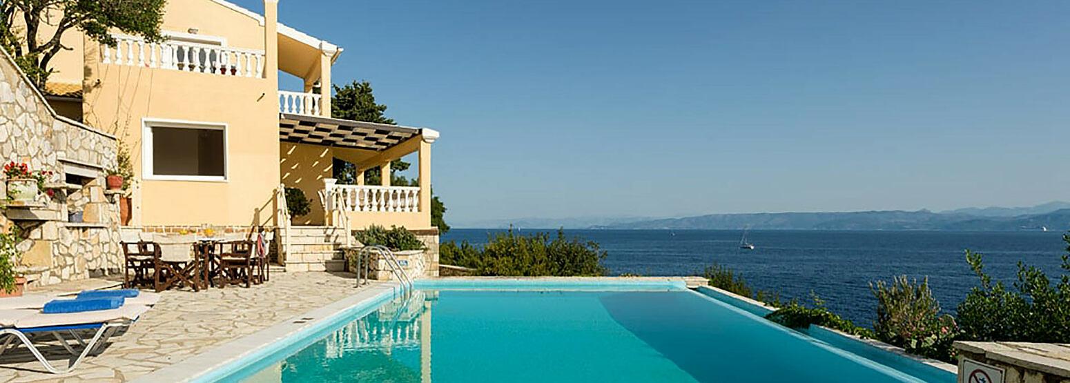 Kalypso Paxos Greece