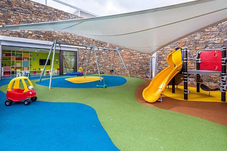 Kids club at Elounda Gulf Villas and Suites Crete