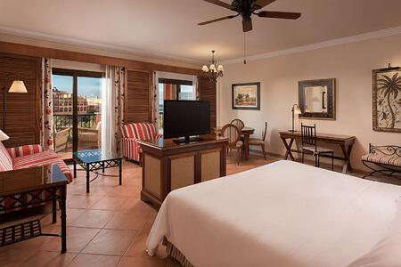 King Junior Suite Seaview at Sheraton Fuerteventura Spain