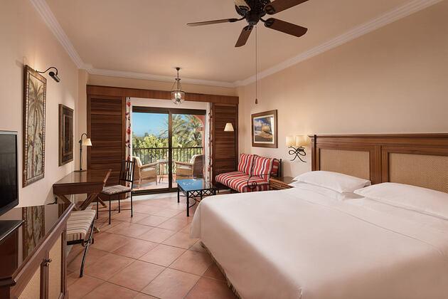 King Premium Guest Room at Sheraton Fuerteventura Spain