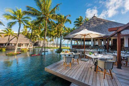 La Citronnelle Restaurant at Constance Belle Mare Mauritius
