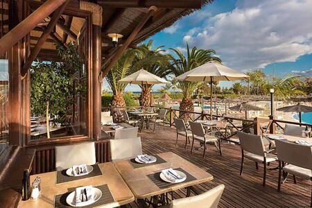 La Veranda Terrace at Sheraton Fuerteventura Spain