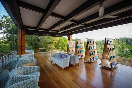 Library at Tri Lanka Sri Lanka