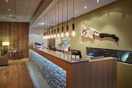 Lobby at Icelandair Hotel Iceland