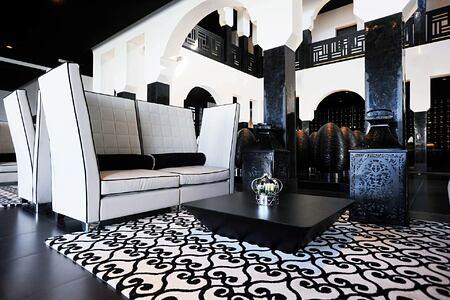 Lobby at Sofitel Thalassa Agadir Morocco