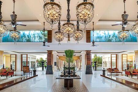 Lobby at St Regis Bali Indonesia
