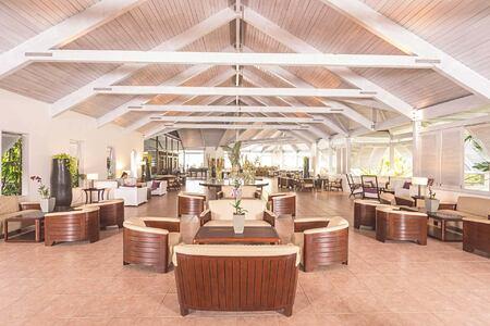 Lounge at Carlisle Bay Antigua