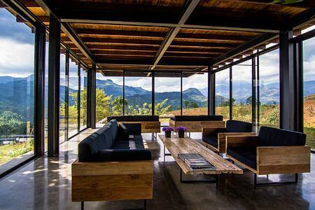 Lounge at Santani Sri Lanka