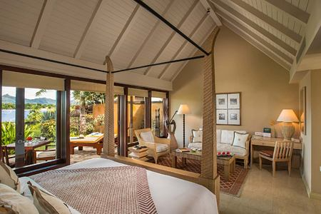 Luxury Pavilion at Oberoi Mauritius