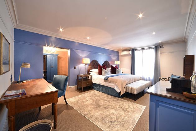 Luxury Suite at La Fontaine Franschhoek South Africa