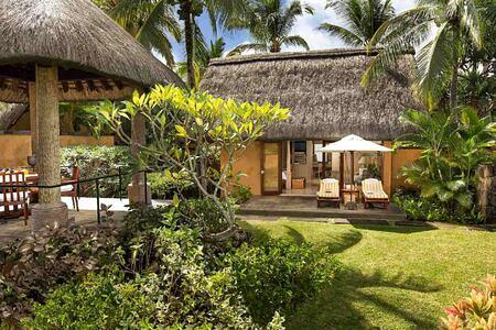 Luxury Villa with Private Garden at Oberoi Mauritius