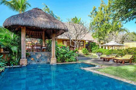 Luxury Villa with Private Pool at Oberoi Mauritius