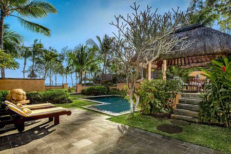 Luxury Villa with Private Swimming Pool at Oberoi Mauritius