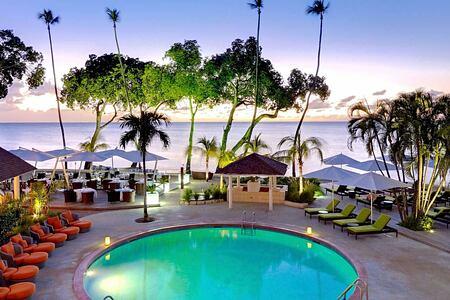 Main Pool at Tamarind Barbados
