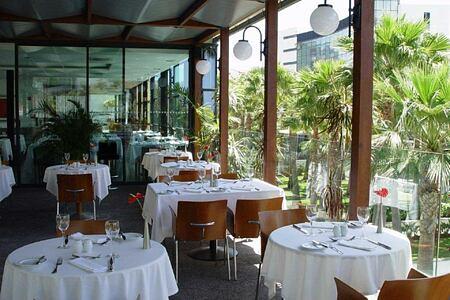 Mamma Mia restaurant at Vidamar Madeira