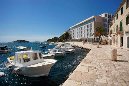 Marina at Adriana Hvar Spa Hotel Croatia