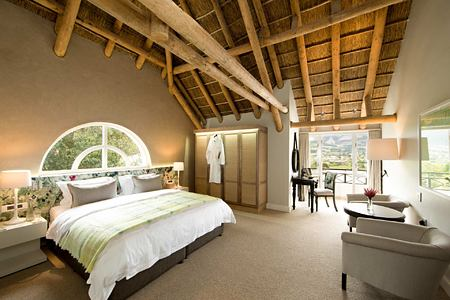 Merlot room at Mont Rochelle Franschhoek South Africam