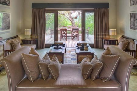 Mountain Lodge Family Suite at Phinda South Africa