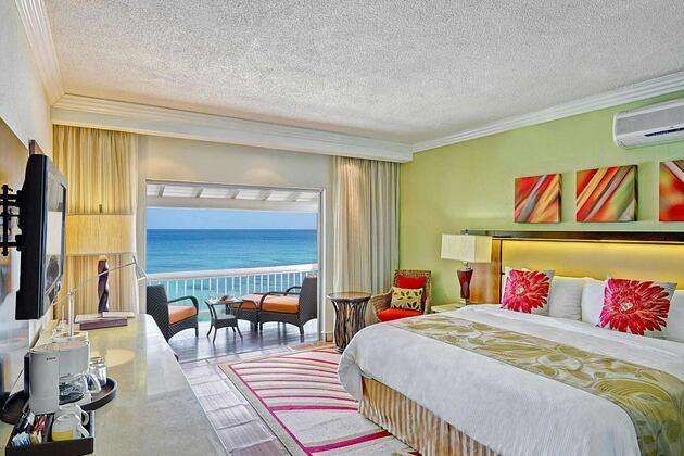 Ocean Front Room at Tamarind Barbados