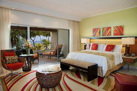 Ocean View Junior Suite at Tamarind Barbados